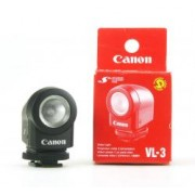 Canon VL-3 - lampa video de camera cu bec de 3.5W