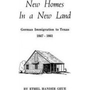 New Homes in a New Land by Ethel Hander Geue