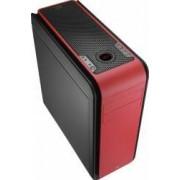 Carcasa AeroCool DS 200 Red edition fara sursa