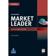 Market Leader 3rd Edition Intermediate Test File by Lewis Lansford