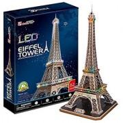 Cubic Fun Eiffel Tower 85 pieces