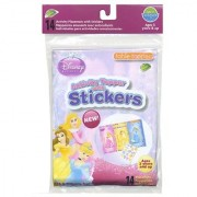 Neat Solutions Activity Table Topper with Stickers Disney Princess 14-Count