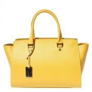 Florence Leather Market Borsa a mano in pelle Saffiano (8060)