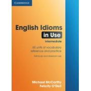 English Idioms in Use Intermediate by Michael McCarthy