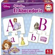 Princesa Sofía - Aprendo el abecedario, juego educativo (Educa Borrás 15948)