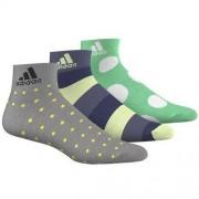 Adidas super skarpetki skarpety 3 pary roz 31-34