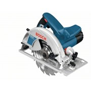 Циркуляр ръчен GKS 190 Professional, 1.400 W, 5.500 min-1, 30,0 mm, Ø 190 mm, 4,2 kg, 0601623001, BOSCH