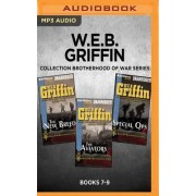 W.E.B. Griffin Brotherhood of War Series: Books 7-9 by W E B Griffin