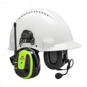 3M Peltor WS Alert XPI Hörselskydd Bluetooth med hjälmfäste