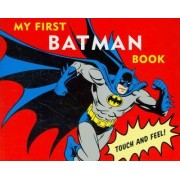 My First Batman Book by David Bar Katz