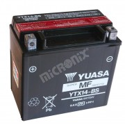 YUASA 12V 12Ah B+ YTX14-BS