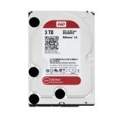 Disco Duro Interno Western Digital WD Red 3.5'', 3TB, SATA III, 6 Gbit/s, 64MB Cache - para NAS de 1 a 8 Bahías