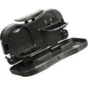 Cierie Multipurpose Car Back Seat Dining Tray(Black)