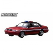 Greenlight Collectibles Hot Pursuit Series 13 - Chicago Fire Department Ford Crown Victoria by Hot Pursuit