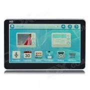 4.3'' HD Touch Screen MP5 Player w/ FM - White + Black (8GB)