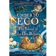 The Island of the Day Before by Professor of Semiotics Umberto Eco