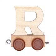 Legler 2020630 - Aprende a leer y escribir- Tren Cartas - Carta: R