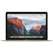 "APPLE MacBook Intel Core M3, 12"" Retina, 8GB, 256GB, Gold - Tastatura layout RO"
