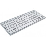 Mobility Lab Mini Design Touch Bluetooth Silver - Clavier Bluetooth Mac/PC