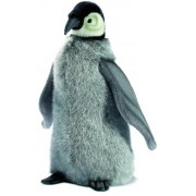 Hansa Emperor Penguin Chick Stuffed Plush Animal, Large (japan import)