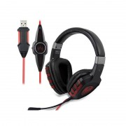 Casti gaming Somic Gaming Over-Head G930 7.1 Surround Black-Red