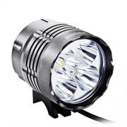 Sahara Sailor 5600 lm LED Bike Headlight with Rechargeable 4400 mAh Battery