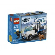 LEGO City Police Dog Unit 96pieza(s) - juegos de construcción (Multicolor)