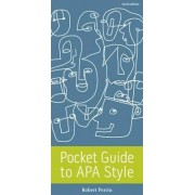 Pocket Guide to APA Style by Robert Perrin