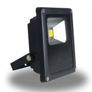 LED reflektor , Lucky , 10 Watt , hideg fehér