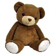 Cloud b Hugginz Plush Bear Brown 22