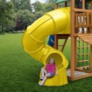 Swing-n-Slide 5' Turbo Slide NE 4692 Color: Yellow