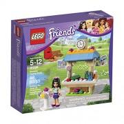 LEGO Friends 41098 Emma's Tourist Kiosk Building Kit by LEGO