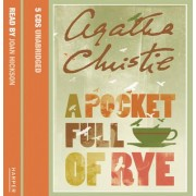 A Pocket Full of Rye: Complete & Unabridged by Agatha Christie