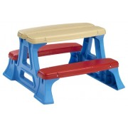 American Plastic Toy Picnic Table by American Plastic Toy