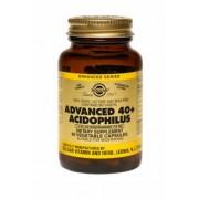 SOLGAR Advanced 40+ Acidophilus 60 Cápsulas