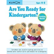 Are You Ready for Kindergarten Pasting Skills by Kumon Publishing