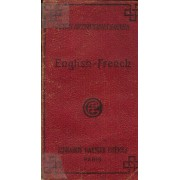Little Dictionary English-French Containing All The Usual Words