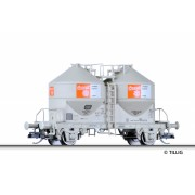 Vagon cereale tip Ucs 909 Brandt, Ep.IV, DB TT Tillig 17761