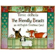 The Friendly Beasts by Tomie DePaola