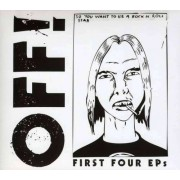Off! - First Four Eps (0883888002126) (1 CD)