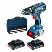 Bosch 06019E7101 Taladro GSB 18-2 Li 3B Plus