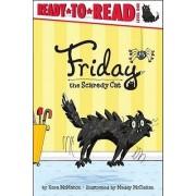 Friday the Scaredy Cat by Kara McMahon
