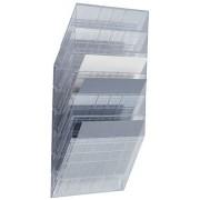 Durable Trieur Flexiboxx 6 Landscape Transparent 1 Unité(S)