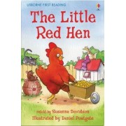 The Little Red Hen: Level 3 by Susanna Davidson