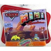 Disney Pixar Cars Mini Adventures Fillmores Festival Luigi & Guido Car Set