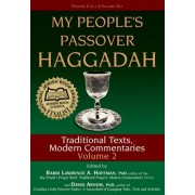 My People's Passover Haggadah: v. 2 by Rabbi Lawrence A. Hoffman