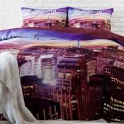 Sleeptime New York dekbedovertrek