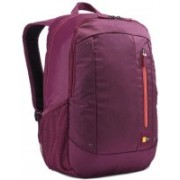 Caselogic 15 inch Laptop Backpack(Pink)