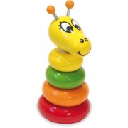Vilac Paf The Giraffe Pull Stacker