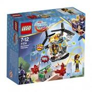 Lego DC Super Hero Girls 41234 - Set Costruzioni L'Elicottero di Bumblebee